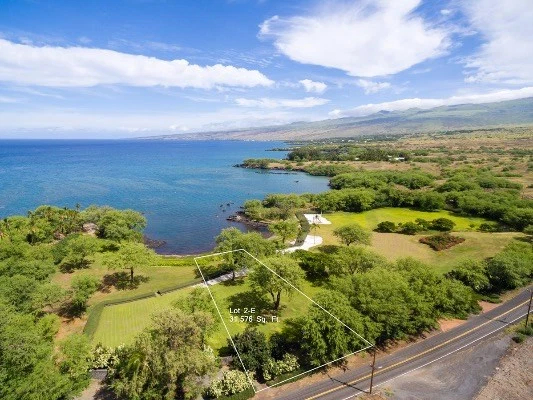 Oceanfront Lots For Sale Puako