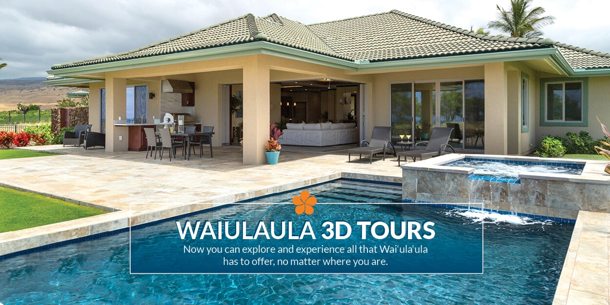3D Tours Wai'ula'ula at Mauna Kea Resort